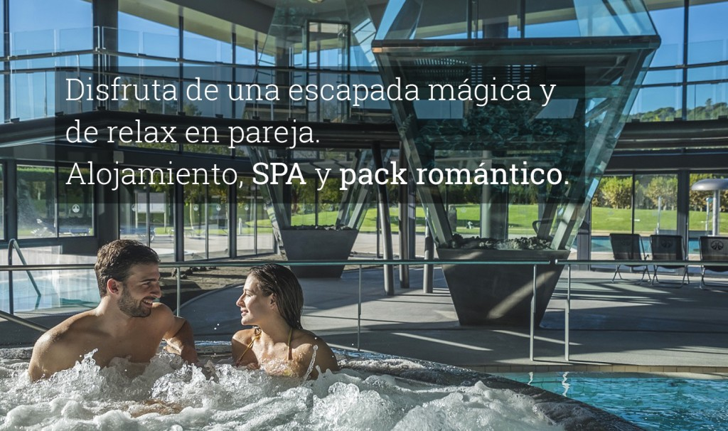 escapada romantica spa